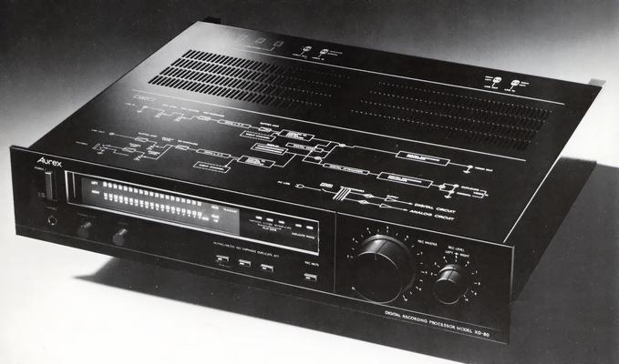 Aurex XD-80