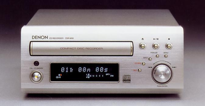 DENON CDR-M30