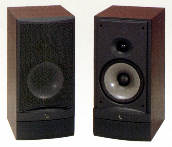 Infinity Reference 2000 1 Bookshelf Stereo Speakers Home