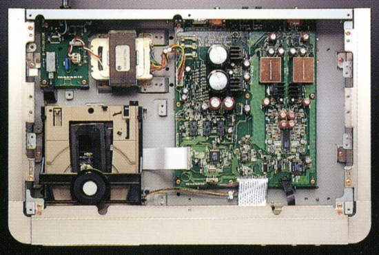 marantz/马兰士 cd-17d 发烧hifi cd机 欧版220v