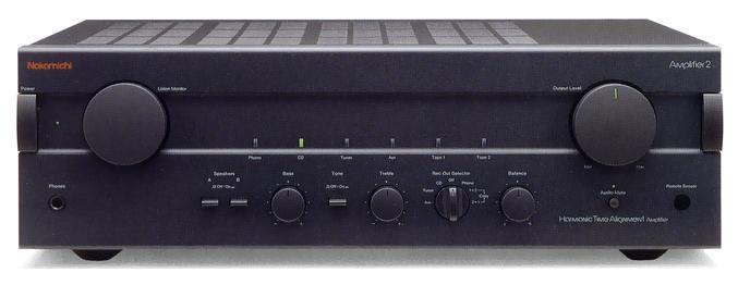 Nakamichi Amplifier2