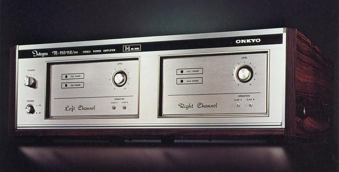 ONKYO ステレオパワーアンプInte...