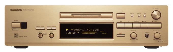 ONKYO MD-125