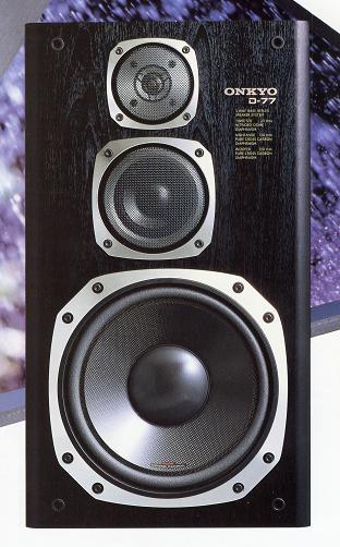 ONKYO スピーカーシステムD-77の仕様 オンキヨー/オンキョー ONKYO スピーカーシス