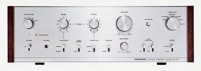老式功放机与落地音箱接线图片