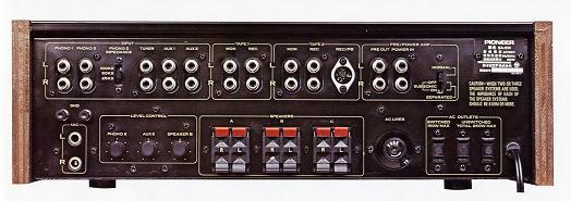 Pioneer SA-910の仕様 パイオニ...