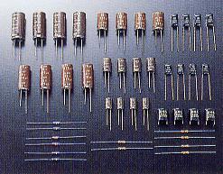 Các bộ phận (ARS, AWF, Sa tụ bộ phim, đồng-cased kháng cuộn dây điều chỉnh, chất lượng)
