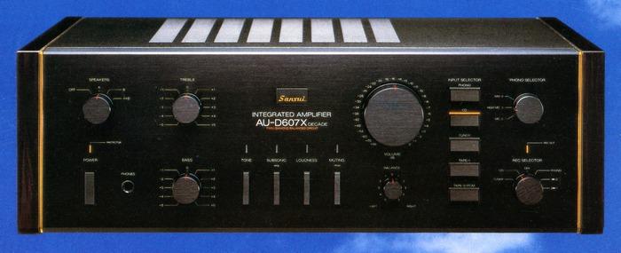 AU-D607X Decade hình ảnh
