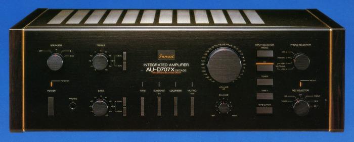 AU-D707X Decade hình ảnh