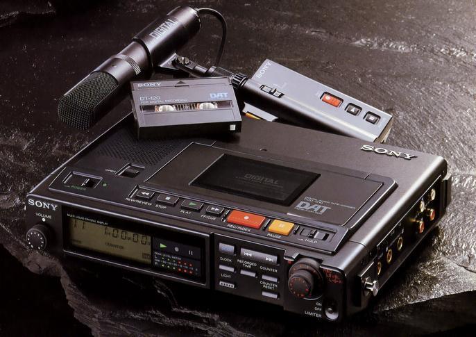 SONY DATレコーダーTCD-D10の仕様 ソニー
