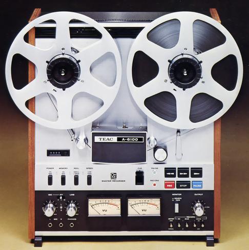 <b>TEAC</b> テープデッキA-6100の仕様 <b>ティアック</b>
