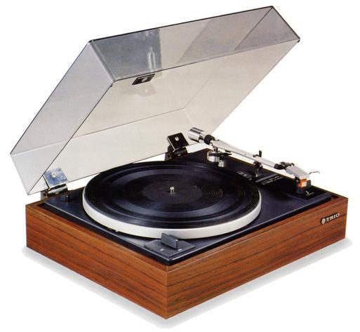 Trio kp 2022a - Ancienne platine vinyle ...