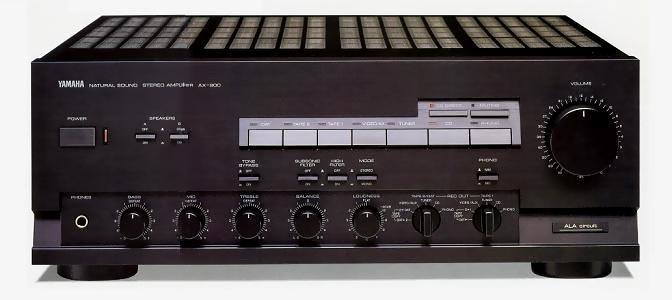 Mi primer ampli Ax-900